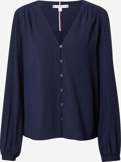 TOMMY HILFIGER Blusa en azul oscuro, Vista del producto