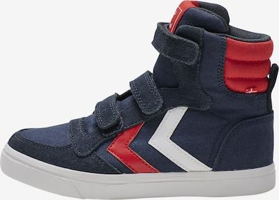 Hummel Sneaker High in blau, Produktansicht