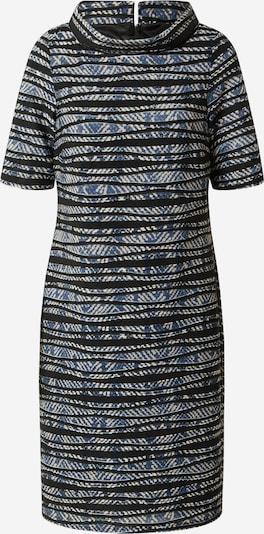 Vera Mont Kleid in blau / schwarz / weiß, Produktansicht