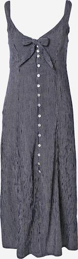 LTB Kleid 'RIGABA' in dunkelblau / weiß, Produktansicht