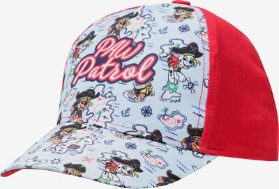 PAW Patrol Mütze in mischfarben / rot, Produktansicht