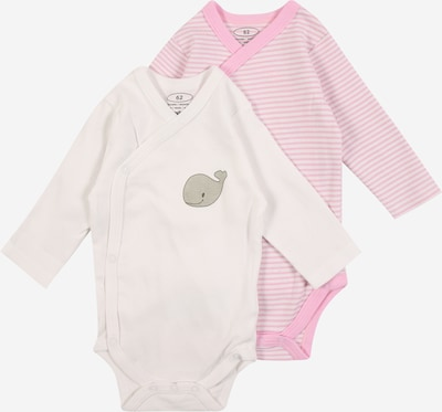 PLAYSHOES Dupačky/body - šedá / růžová / pastelově růžová, Produkt