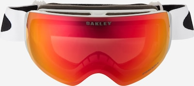 OAKLEY Sporta brilles 'Flight Deck' oranžsarkans / balts, Preces skats