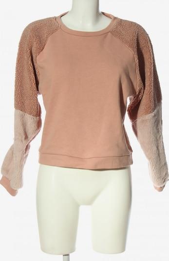 Reserved Sweatshirt in S in weiß / wollweiß, Produktansicht