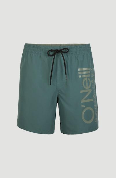 Maudymosi šortai iš O'NEILL , spalva - žalia / alyvuogių spalva, Prekių apžvalga