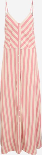 Y.A.S Tall Kleid 'SAVANNA' in altrosa / wollweiß, Produktansicht