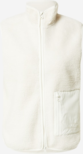 PEAK PERFORMANCE Sportbodywarmer 'Pile' in de kleur Offwhite, Productweergave