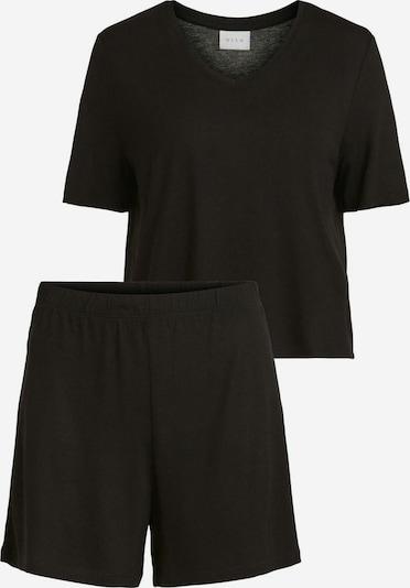 VILA Joggingpak 'Eva' in de kleur Zwart, Productweergave