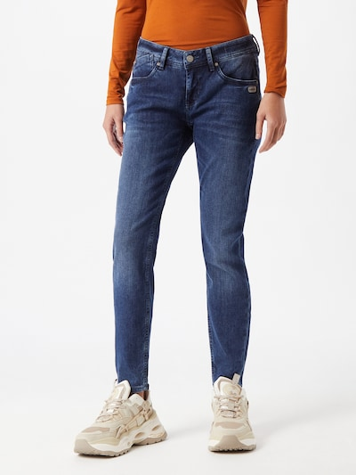 Gang Jeans 'Faye' in blue denim, Modelansicht