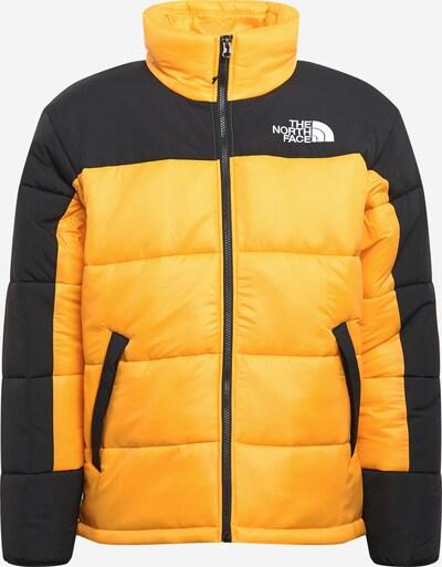 THE NORTH FACE Jacke in gelb / schwarz, Produktansicht