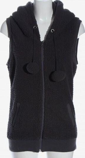 Madonna Kapuzenweste in L in schwarz, Produktansicht