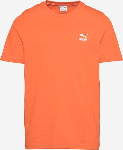 Tricou PUMA pe portocaliu, Vizualizare produs