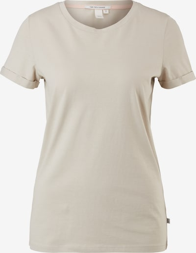 Q/S designed by T-Shirt in eierschale, Produktansicht