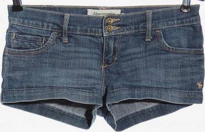 Abercrombie & Fitch Jeansshorts in XS in blau, Produktansicht