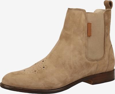 SANSIBAR Chelsea Boots in beige, Produktansicht
