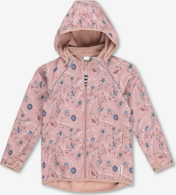 Racoon Outdoor Performance Jacket 'Hadley' in Pink
