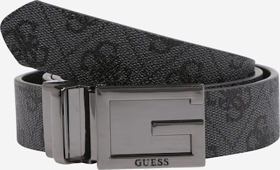 GUESS Pasek 'VALY' w kolorze antracytowy / ciemnoszarym, Podgląd produktu
