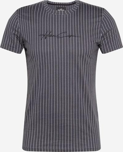 HOLLISTER T-Shirt en anthracite, Vue avec produit