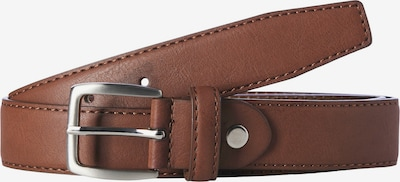 Jack & Jones Junior Riem 'Christopher' in de kleur Donkerbruin, Productweergave