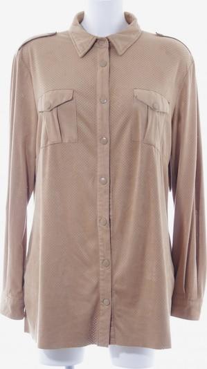 MONA Langarm-Bluse in XXL in camel, Produktansicht