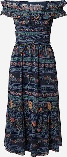 Hope & Ivy Koktejl obleka 'THE ADALENE' | temno modra / mešane barve barva, Prikaz izdelka