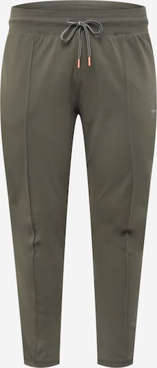 Pantaloni sport Esprit Sport Curvy pe kaki, Vizualizare produs