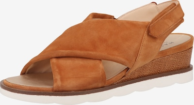 HASSIA Sandale in braun, Produktansicht