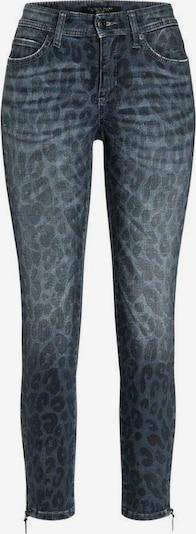 Cambio Jeans in de kleur Donkerblauw / Lichtgrijs, Productweergave