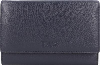 Bric's Geldbörse in nachtblau, Produktansicht