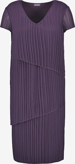 SAMOON Kleid in dunkellila, Produktansicht