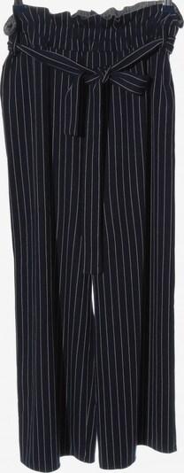 SISTERS POINT High-Waist Hose in L in blau / weiß, Produktansicht