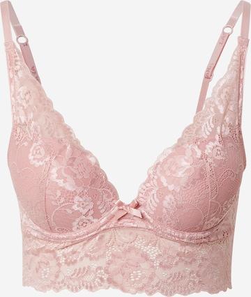 LASCANA Bra in Pink