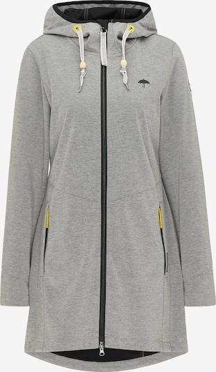 Schmuddelwedda Functionele mantel in de kleur Grijs, Productweergave