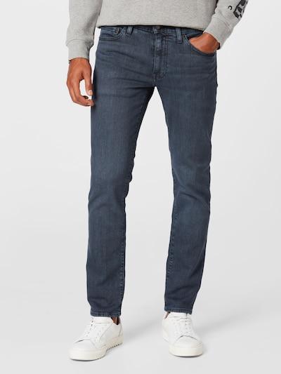 LEVI'S Jeans '511' in blue denim, Modelansicht