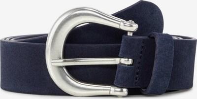 TOM TAILOR Riem in de kleur Blauw / Zilver, Productweergave