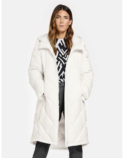 GERRY WEBER Mantel in weiß, Modelansicht