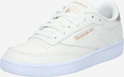 Reebok Classic Sneaker 'Club C' in creme / gold, Produktansicht