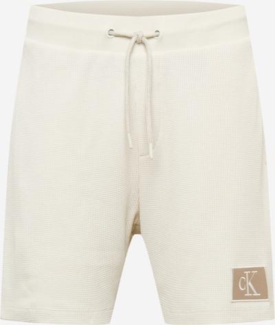 Calvin Klein Jeans Pantalon en coquille d'oeuf, Vue avec produit