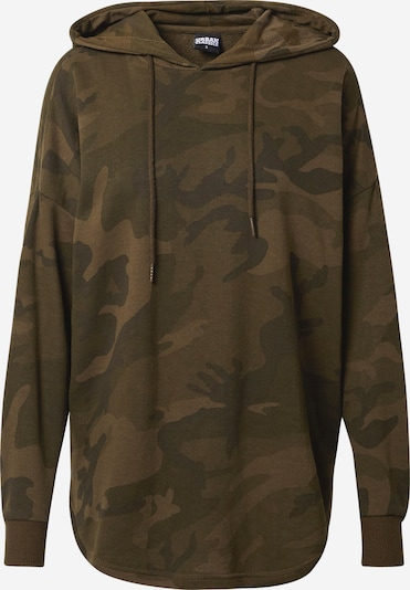 Urban Classics Sweatshirt in khaki / olive, Item view