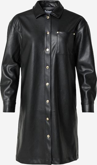 Barbour International Kleid in schwarz, Produktansicht