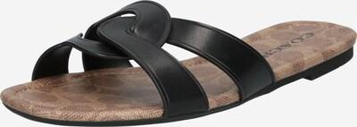 COACH Pantofle 'ESSIE' - černá, Produkt