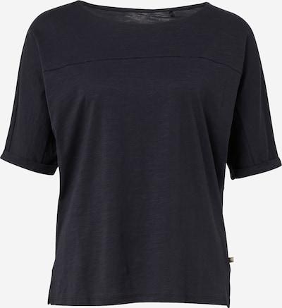 ESPRIT Shirt 'Core' in schwarz: Frontalansicht