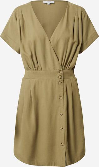 Suncoo Robe-chemise en kaki, Vue avec produit