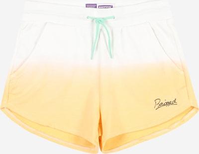 Raizzed Spodnie 'AUSTON' w kolorze pastelowo-żółty / czarny / białym, Podgląd produktu