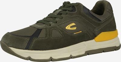 Sneaker low 'Drift' CAMEL ACTIVE pe galben / kaki / negru, Vizualizare produs