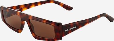 Karl Lagerfeld Слънчеви очила 'KL6045S' в кафяво / коняк, Преглед на продукта