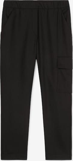 Marc O'Polo Pure Broek in de kleur Zwart, Productweergave