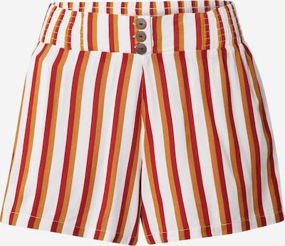 """PROTEST Панталон 'KIKI' в цвят """"пясък"""" / ръждиво кафяво / бяло, Преглед на продукта"""
