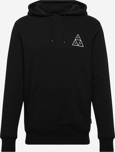 HUF Sweatshirt 'Essentials' in schwarz, Produktansicht