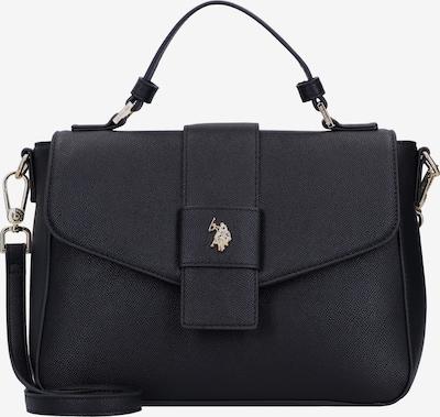 U.S. POLO ASSN. Handtasche 'Jones' in schwarz, Produktansicht